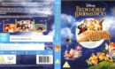 BEDKNOBS AND BROOMSTICKS (2015) R1 BLU-RAY COVER & LABEL
