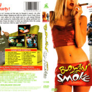 BLOWIN' SMOKE (2004) R1 DVD COVER & LABEL