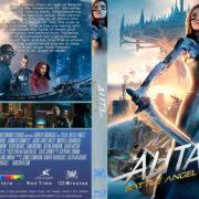 Alita: Battle Angel (2019) R1 Custom Blu-ray Cover
