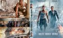 White House Down (2013) R1 Custom DVD Cover