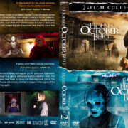 The Houses October Built Double Feature R1 Custom DVD Cover