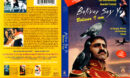 BOLIVAR SOY YO (2002) R1 DVD COVER & LABEL