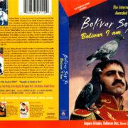 BOLIVAR SOY YO (2002) R1 DVD COVER & LABEL