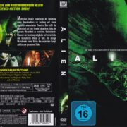 Alien (1979) R2 German DVD Cover