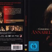 Annabelle (2014) R2 German DVD Cover