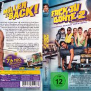 Fack Ju Göhte 2 (2015) R2 German DVD Cover