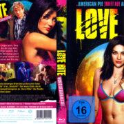 Love Bite - Nichts ist safer als Sex (2012) R2 German Blu-Ray Covers