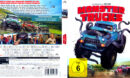 Monster Trucks (2016) R2 German Blu-Ray Covers