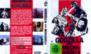 Godzilla gegen Mechagodzilla (1974) R2 German DVD Covers