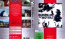 Godzilla und die Urweltraupen (1964) R2 German DVD Covers