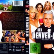 Der Denver Clan - Season 2 (2016) R2 German DVD Cover