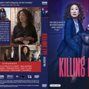 Killing Eve - Season 2 (2019) R1 Custom DVD Cover & Labels