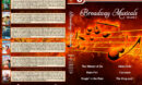 Broadway Musicals - Volume 1 R1 Custom DVD Cover