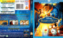BEAUTY AND THE BEAST (2010) BLU-RAY COVER & LABELS