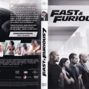 Fast & Furious 7 (2014) R2 GERMAN DVD COVER