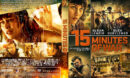15 Minutes of War (2019) R1 Custom DVD Cover