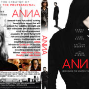 Anna (2019) R1 Custom DVD Cover