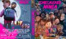 Checkered Ninja (2018) R1 Custom DVD Cover