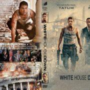 White House Down (2013) R1 Custom DVD Cover