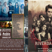 Riverdale: Season 3 (2019) R0 Custom DVD Cover