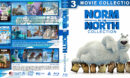 Norm of the North Collection R1 Custom Blu-Ray Cover
