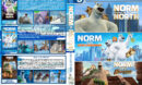 Norm of the North Triple Feature R1 Custom DVD Cover