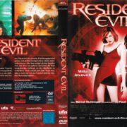 Resident Evil (2003) R2 German DVD Cover