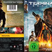 Terminator - Genisys (2015) R2 German DVD Cover