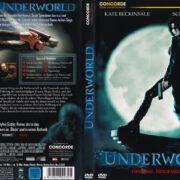 Underworld (2004) R2 German DVD Cover