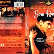 BORN ROMANTIC (2001) R1 DVD COVER & LABEL