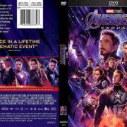 Avengers: Endgame (2019) R1 DVD Cover