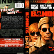 BANDITS (2001) R1 DVD COVER & LABEL