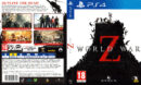 World War Z PS4 Cover German