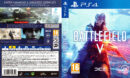 Battlefield 5 PS4 Cover German