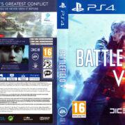 Battlefield 5 PS4 Cover German