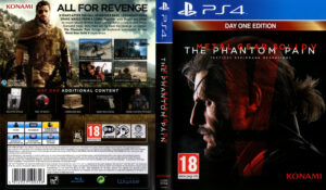 picture relating to Printable Game Covers referred to as PS4 Video game Addresses - DVDCover.Com