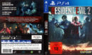 Resident Evil 2 Remake PS4 Cover German