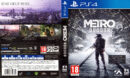 Metro Exodus PS4 Cover German