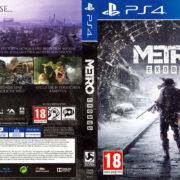 Metro Exodus PS4 Cover German