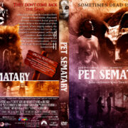 Pet Sematary (2019) R1 Custom DVD Cover V2
