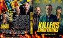 Killers Anonymous (2019) R1 Custom DVD Cover
