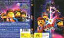 The Lego Movie 2 (2019) R4 Blu-Ray Cover