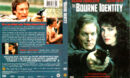 THE BOURNE IDENTITY (1988) R1 DVD COVER & LABEL