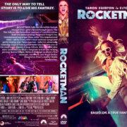 Rocketman (2019) R1 Custom DVD Cover