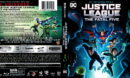 Justice League Vs The Fatal Five (2019) R1 4K UHD Cover