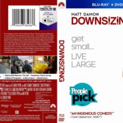 Downsizing (2017) R1 Blu-Ray Cover