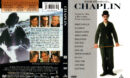 CHAPLIN (1992) R1 DVD COVER & LABEL
