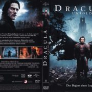 Dracula Untold (2014) R2 GERMAN DVD COVER
