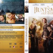 The Huntsman & The Ice Queen (2015) R2 GERMAN DVD COVER