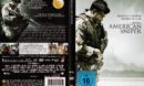 American Sniper (2014) R2 German DVD Cover